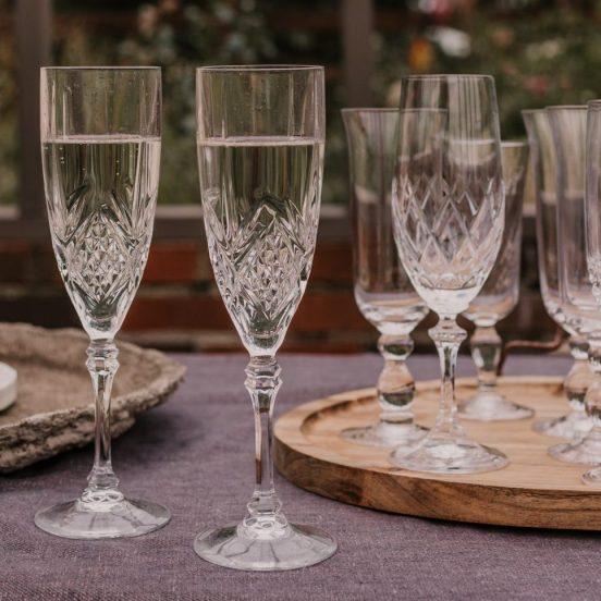 Champagneglas Vintage